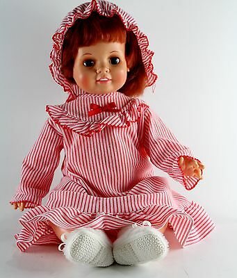 """IDEAL TOY COMPANY 23"""" Baby Girl Doll"""