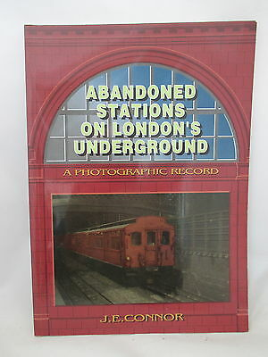 Abandoned Stations On London's Underground - A Photographic Record