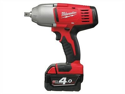 Milwaukee HD18HIWF-402C M18 Impact Wrench 18v 1/2in 2 x 4.0Ah Li-Ion