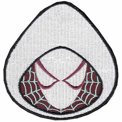 Official Marvel Comics Amazing Spiderman Spider Gwen Iron on Applique Patch