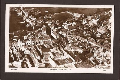 Helston from the Air. 5586. Surrey Flying Services, Croydon RP.