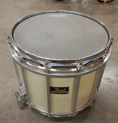 Pearl 14x12 High Tension Marching Snare Drum !NORESERVE!