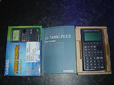 Engineer calculator casio fx-7400g total station Survey