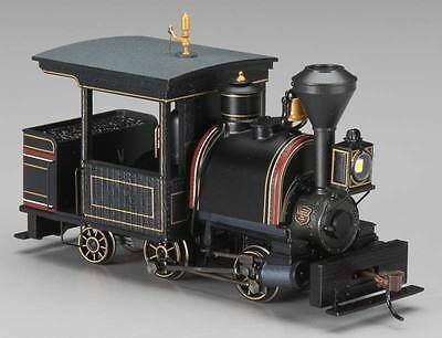 Bachmann 28261 On30 Painted & Unlettered 0-4-2 Porter w/DCC Steam Loco