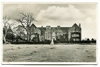 Packwood House, Knowle, Solihull, Rear View.