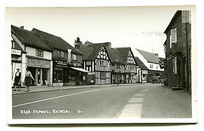 Knowle, Solihull, High Street (A41 Warwick Road), Chester House,