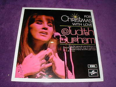 Judith Durham, For Christmas With Love (The Seekers) ,vinyl Lp