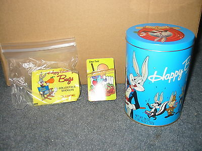 Bugs Bunny Vintage Tin And More