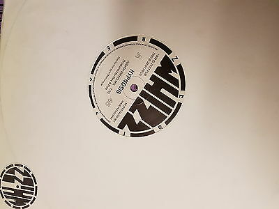 Whizz - Hypnosis - Zest Records - 12""