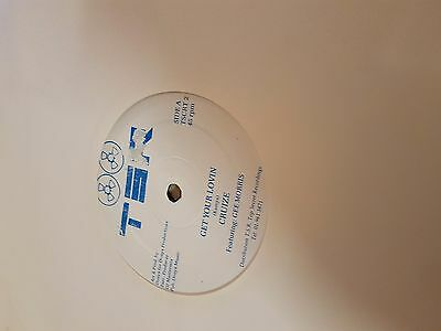 Cruize - Get your lovin - TSR - 12""