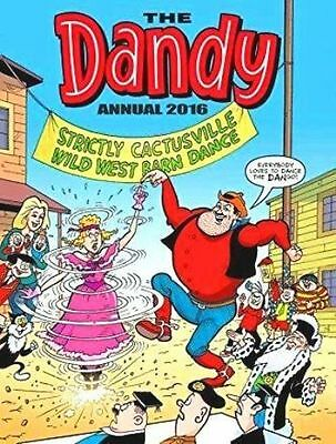 Dandy Annual 2016-Excellent Unmarked Condition -Xmas Gift? ( Not The Beano )