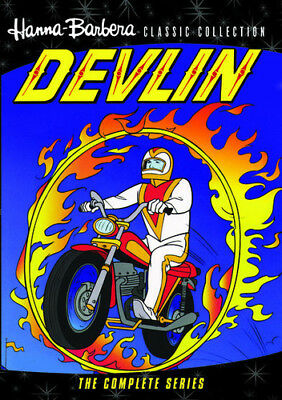 Devlin: The Complete Series [New DVD] Manufactured On Demand, Full Frame, NTSC