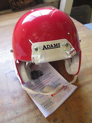 Adams  Youth Football Helmet- Small - Old New Stock