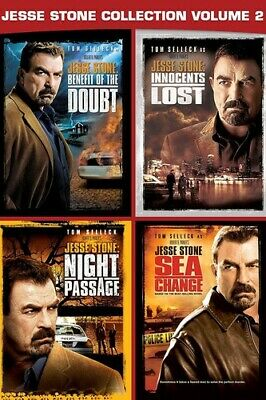 Jesse Stone Collection 2 [New DVD]