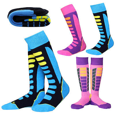 Popular Winter Long Thick Thermal Snow Ski Mountaineering Outdoor Sport Socks