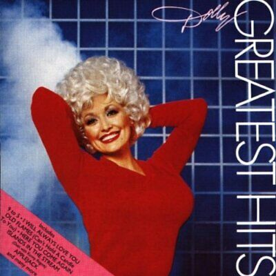 Dolly Parton - Greatest Hits - Dolly Parton CD 8TVG The Cheap Fast Free Post The