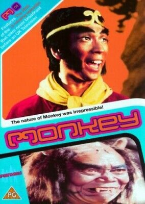 Monkey! - Episodes 13-15 [1980] [DVD] - DVD  3WVG The Cheap Fast Free Post
