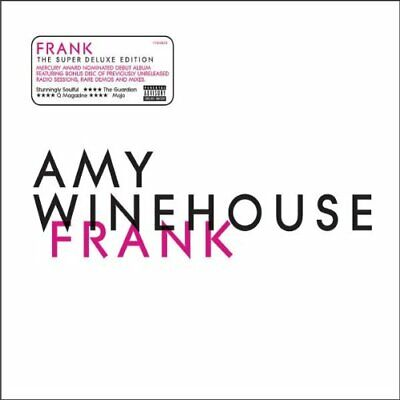 Amy Winehouse - Frank (Deluxe Edition) - Amy Winehouse CD AEVG The Cheap Fast