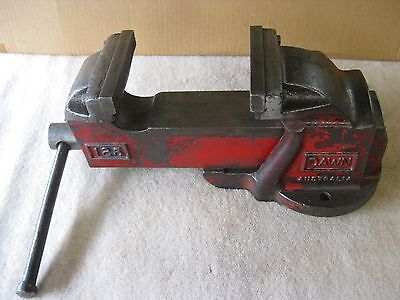 """DAWN 125 (125 mm or 5"""") ENGINEER'S BENCH VICE MADE IN AUSTRALIA"""