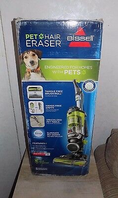 BISSELL Pet Hair Eraser Upright Vacuum (1650) BRAND NEW, IN BOX