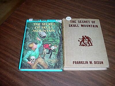 The Hardy Boys Books Old and New 27