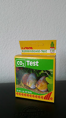 Sera CO2 Test - Kohlendioxid-Test 15ml - ca. 90 Tests Wassertest Aquarium