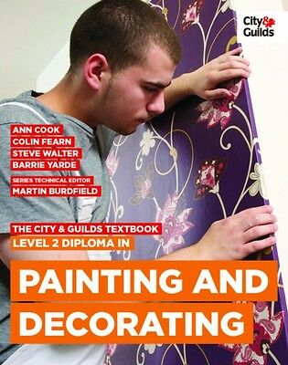 Level 2 Diploma in Painting and Decorating (City & Guilds Textboo. 9780851932965