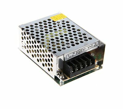 Regulated 12V 2A 24W AC/DC Voltage Converter Switch LED Power Supply Universal