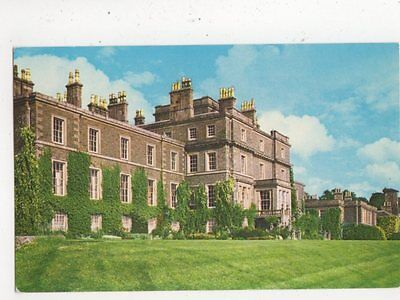 Bowhill Selkirk Postcard 644a