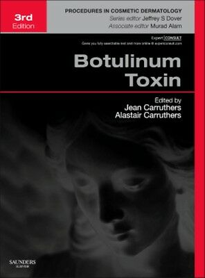Botulinum Toxin: Procedures in Cosmetic Dermatology Series, 3e (H. 9781455727810