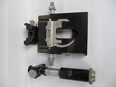 2 Interesting & Useful REICHERT Microscope Accessories / Spare Parts