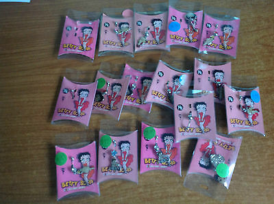 Job Lot - Betty Boop - Brand New Belly Rings - Ideal for resale