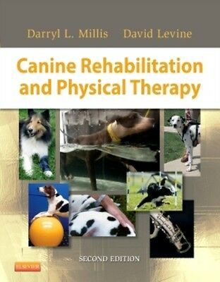 Canine Rehabilitation and Physical Therapy, 2e (Hardcover), Milli. 9781437703092