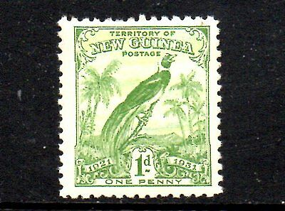 Stamp From New Guinea 1931.