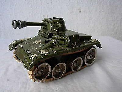 Alter GAMA Blechpanzer Tank US Zone Germany