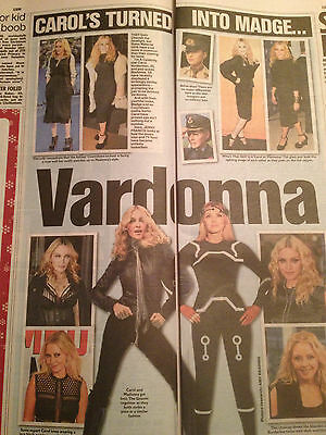 Rocky   - MADONNA  clippings ( Rocco)