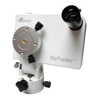 iOptron SkyTracker Camera Mount with Polar Scope, White #3302W