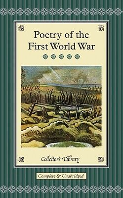Poetry of the First World War (Collectors Library) (Hardcover), C. 9781909621008