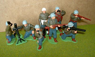 Timpo Solids US Infantry Lot 1