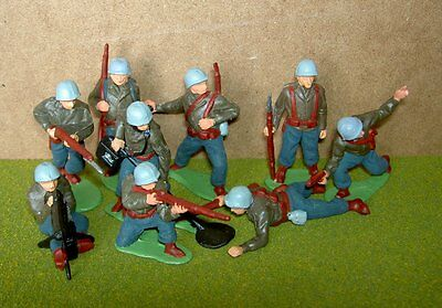 Timpo Solids US Infantry Lot 2