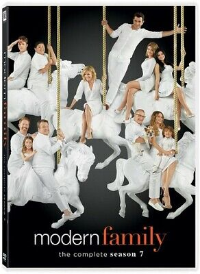 Modern Family: The Complete Season 7 [New DVD] 3 Pack, Ac-3/Dolby Digital, Dol