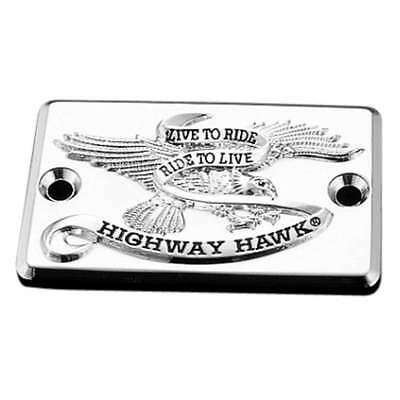Couvercle maître cylindre Highway Hawk LIVE TO RIDE (droit) Suzuki   NEUF
