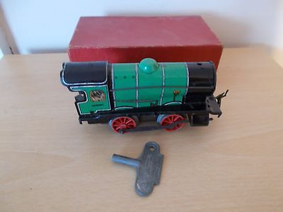 Hornby 41010 M1 Locomotive (Reversing) Green with Key in original box