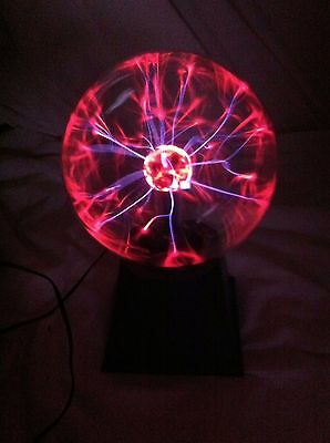 Plasma Ball - In Very Excellent Working Condition