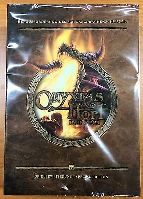 World of Warcraft - Trading Card Game - Onyxias Hort Raid Deck, OVP