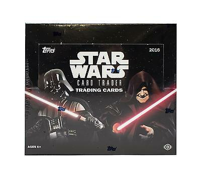 Star Wars Card Trader Hobby Box (Topps 2016)