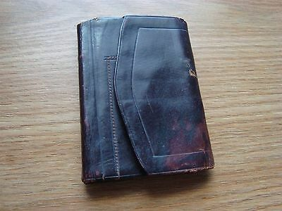 Vintage 1894 Pocket Diary Account Book Standard #27