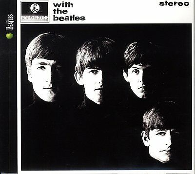 The Beatles With The Beatles Cd Album (2009 Remastered Edition)