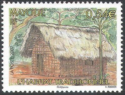 Mayotte 2007 Traditional House/Buildings/Architecture/Houses 1v (n42691)