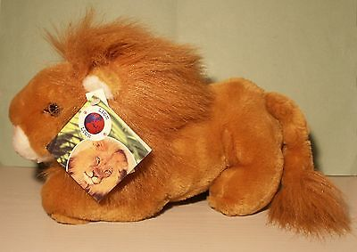 Brand New With Tag Soft Toy Of A Lion